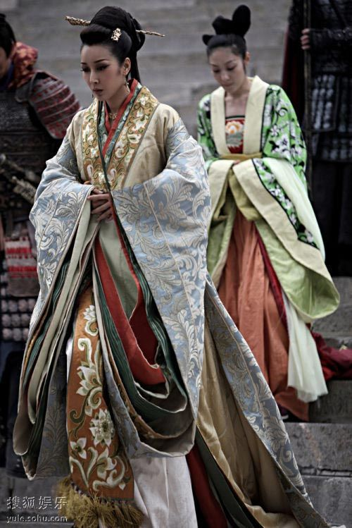 37 best ~Ancient Chinese Fashion~ images on Pinterest ...