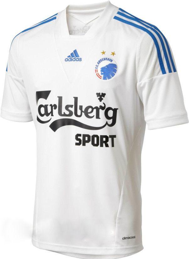 FC Copenhagen 2013/14 Adidas Home Shirt