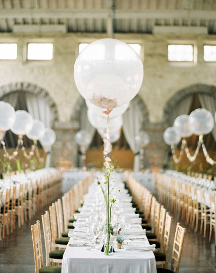 The Whimsical Wedding Trend That Can Save You Thousands of Dollars  #purewow #trends #wedding