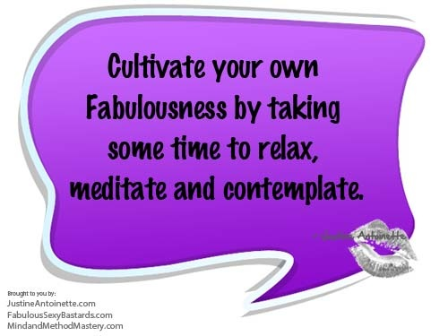 Spreading the Awesomeness @ FabulousSexyBastards.com.  Cultivate Your Fabulousness, http://fabuloussexybastards.com/cultivate-your-fabulousness.