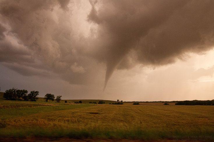 Kansas tornado | Tornado in Kansas. Photography by Ryan McGinnis