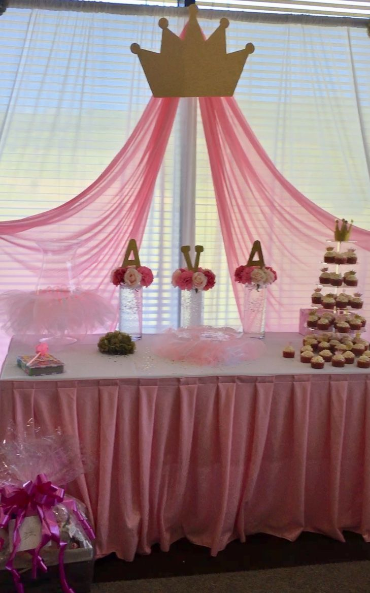 Baby Shower For Yvonne And Baby Ava Decoracion De Fiesta