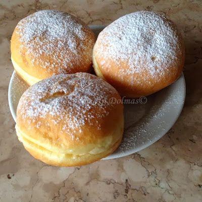 Το χιόνι ήρθε μαζί με αφράτα ντόνατς | Αγάπα Με Αν...Dολμάς!