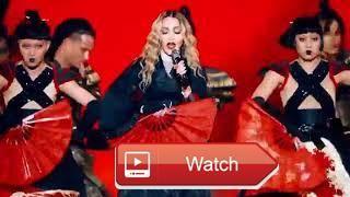 Madonna Rebel Heart Tour DVD Promotion 17