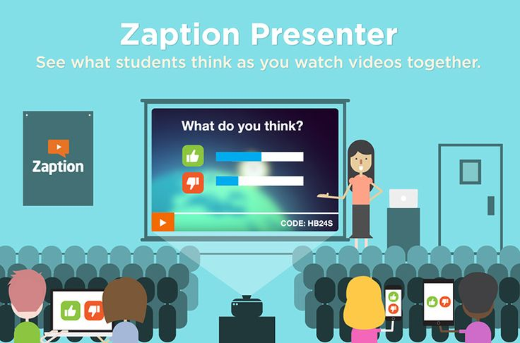 The wait is over, friends. Zaption Presenter is now available to all users! Ready to get started? Check out this welcome video from Chris & Charlie. Need a refresher? With Zaption Presenter, any video...