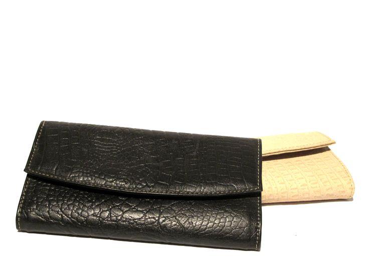 Billeteras Acordeón- Un toque de personalidad en tu cartera es escencial