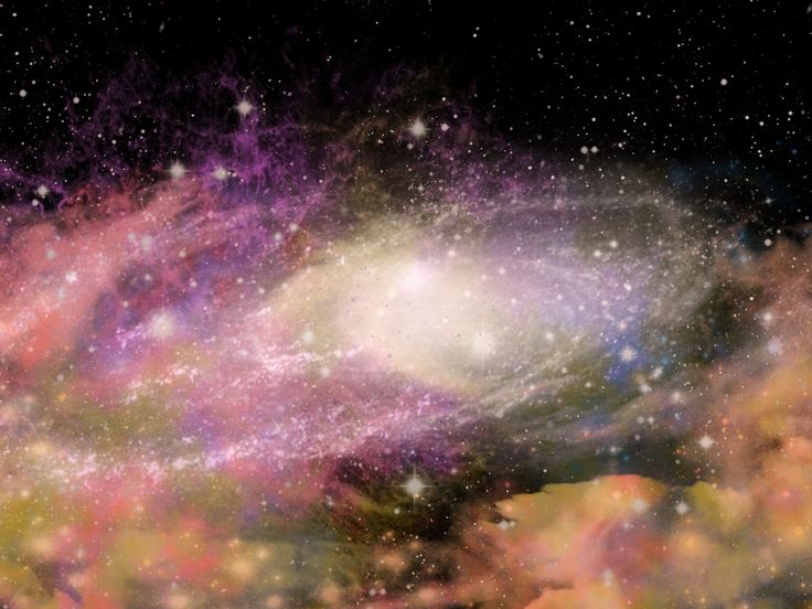 Weird Galactics - By Weirdy