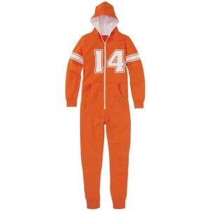 WK Onesie leuke oranje kleding voor het WK 2014.
