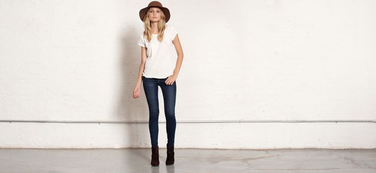 rag & bone Official Store, Skinny - Wonderland, wonderland, Womens : /JEAN : Skinny, W1502K520 - $198