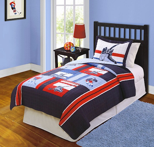Hockey Bed Sheets