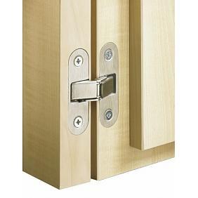 Les 25 meilleures id es concernant portes de placard for Charniere invisible porte interieure