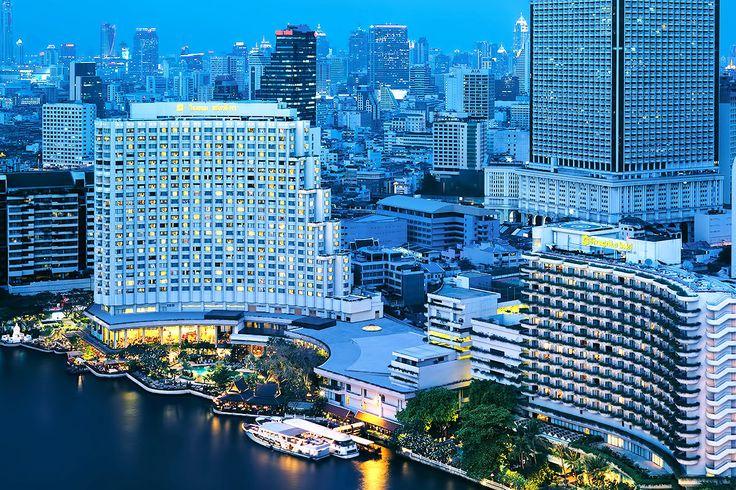 Top 10 Bangkok Hotels 2015 - Bangkok Most Popular Hotels
