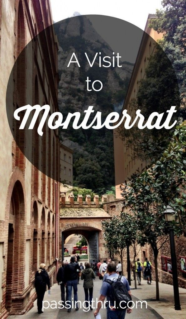 A visit to Montserrat and an encounter with the Black Madonna #Spain #Catalunya