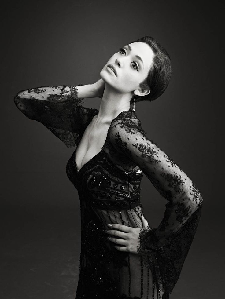 Emmy Rossum, outtake asRidley Duchannes in Beautiful Creatures. photographed by Sam Jones.