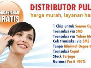 Bisnis Pulsa Online Menguntungkan