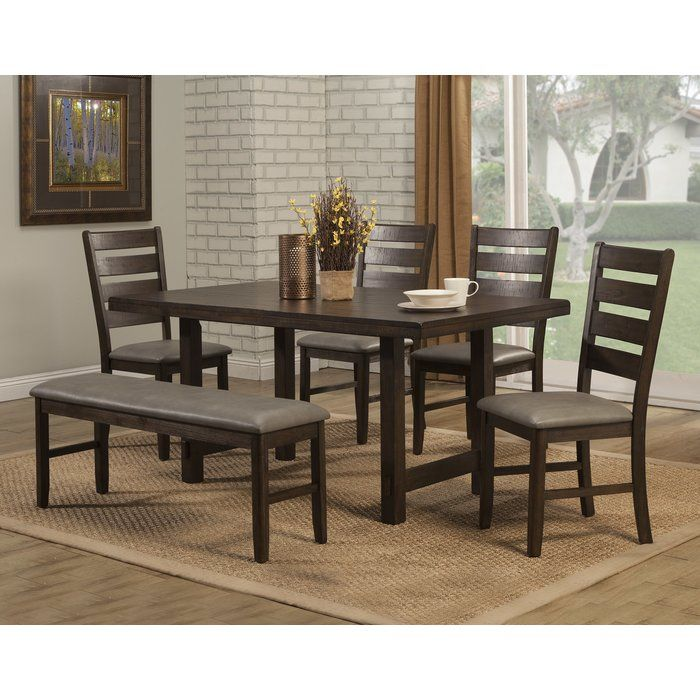 Channel Island 6 Piece Dining Set Counter Height Dining Sets Dining Room Sets Hillsdale Furniture