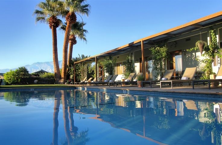 The Spring - A Natural Hot Mineral Spring Spa in Desert Hot Springs, California | B&B Rental