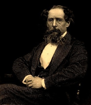 Charles Dickens (1812 - 1870) At a time when Britain was the major economic and political power of the world, Dickens highlighted the life of the forgotten poor and disadvantaged within society. Through his journalism he campaigned on specific issues—such as sanitation and the workhouse—but his fiction probably demonstrated its greatest prowess in changing public opinion in regard to class inequalities. He often depicted the exploitation and repression of the poor and condemned the public off...: Charles Dickens, Books Recommendations, Books Boards, Famous People, Dicken Highlights, Books Riot, Christmas Carol, Dicken 1812, Genre Kryptonit