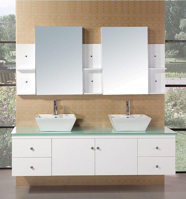 Bathroom Vanities Portland Or 152 best double modern bathroom vanities images on pinterest