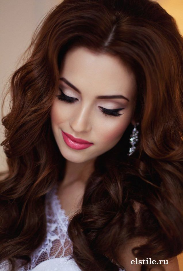 Soft and Feminine Wedding Makeup ~ Beautiful and Classy