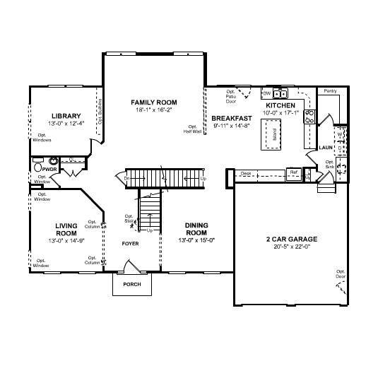 Pinterest the world s catalog of ideas for K hovnanian home designs