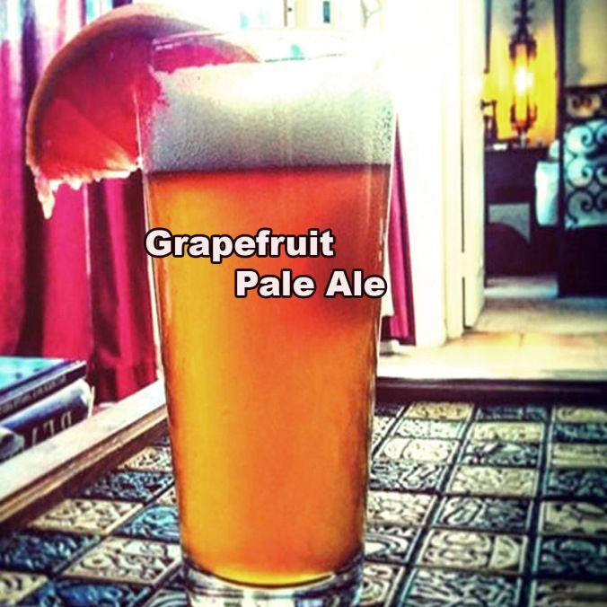 Grapefruit Pale Ale Beer Kit For $24