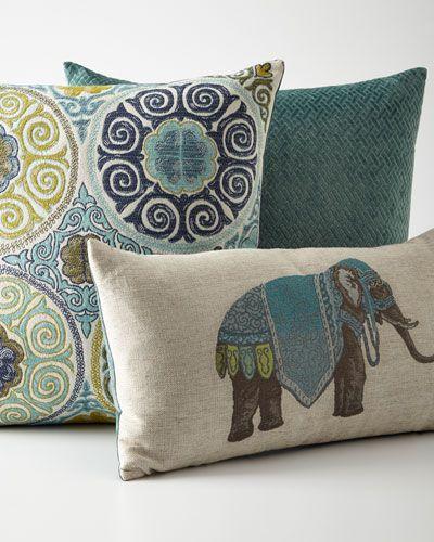 -4UAM Azure Pillows