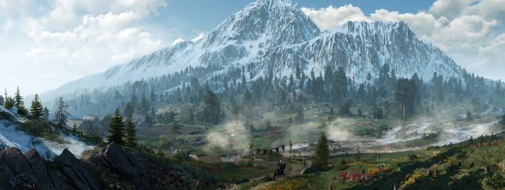 The Witcher 3 Skellige