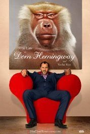 Dom Hemingway (2013) Poster