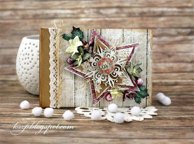 Lemoncraft: Вдохновляет Клаудиа: рождественские конструкции - от Klaudia Вдохновение: Рождественские проекты