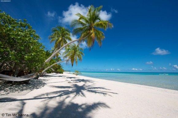 Polinesia Francese isola di Rangiroa