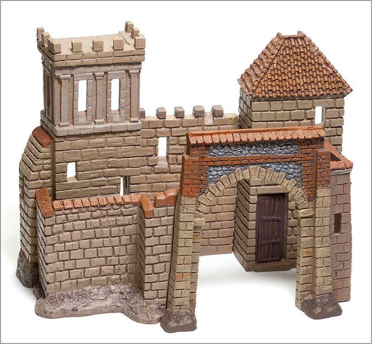 Castillo de Herodes (9 piezas)