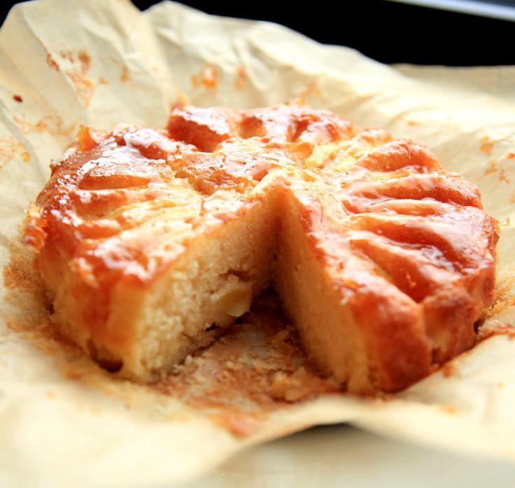 Supersnelle appelcaketaart - Liefde voor lekkers