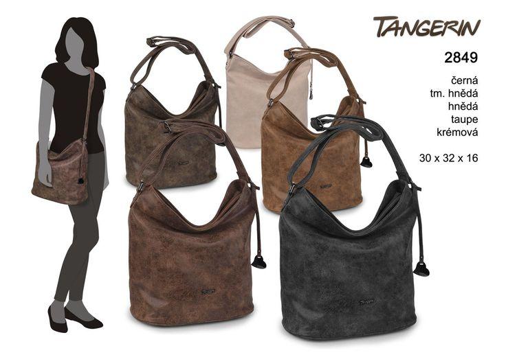 Tangerin 2849 - podzim 2014 - www.kabelka.cz
