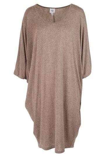 Belle bird Belle Relaxed Sweater Dress - Womens Knee Length Dresses - Birdsnest Online Store