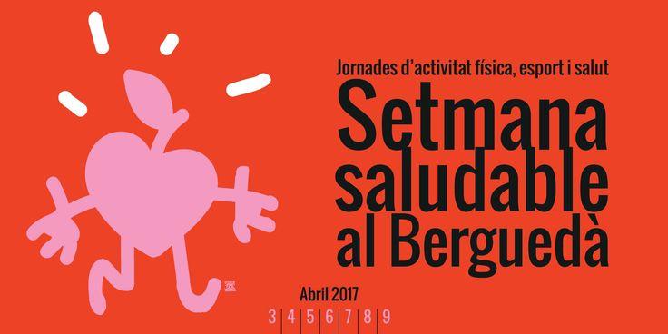 L'Agència de Desenvolupament del Berguedà reprèn l'organització de la Setmana Saludable al Berguedà, un programa de promoció de les activitats físiques, esportives i de salut que es poden realitzar al Berguedà amb la intenció de promoure els hàbits de vida saludables entre la població berguedana i millorar la qualitat de vida a través de l'alimentació,...