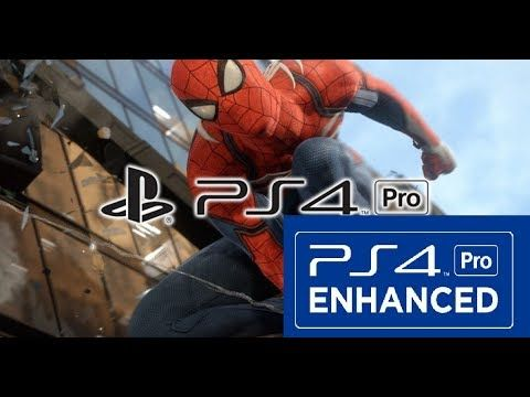 Spider-Man On PS4 PRO Uses Temporal Injection 4K - 1080p 60 Not An Option