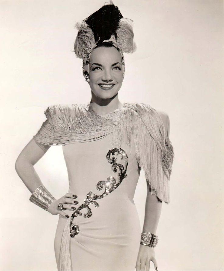 Carmen Miranda, Glamour, Miranda