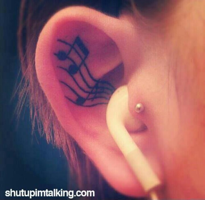 Love both tattoo and piercing