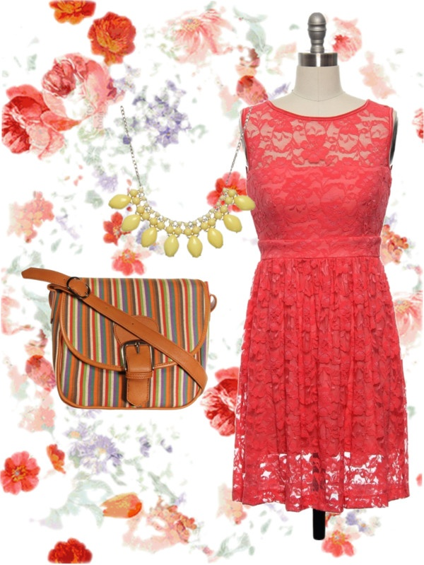 """Lacey & Lovely"" by laceaffair on Polyvore"