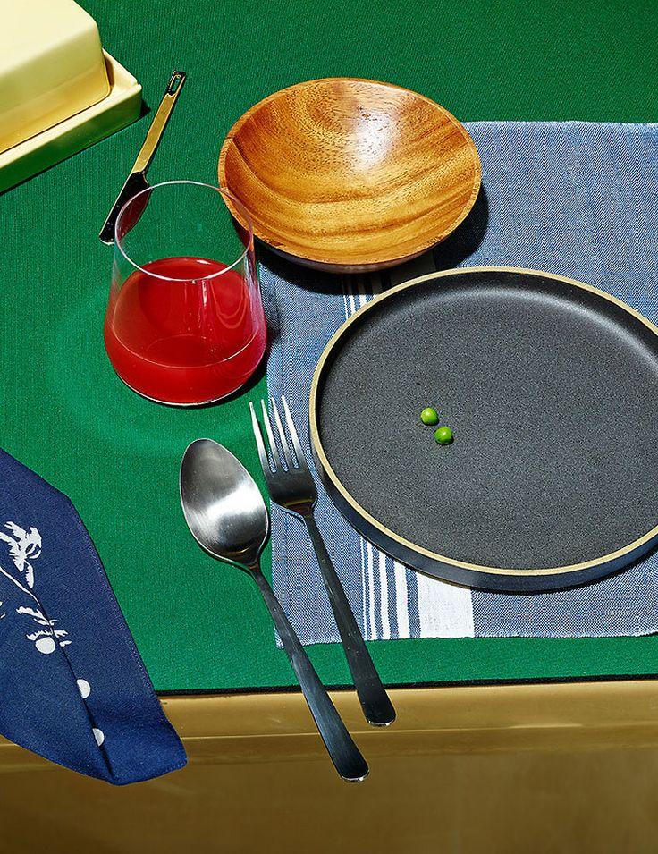 Grant Cornett / Food | Helloartists