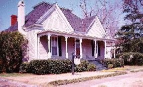 The Watkins House Built in 1896 by an early physician in Phenix City, Alabama.