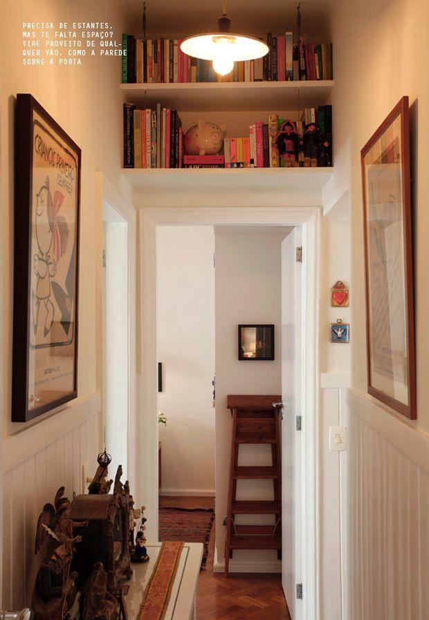 Home Sweet Home ♥ Soluções para espaços pequenos.