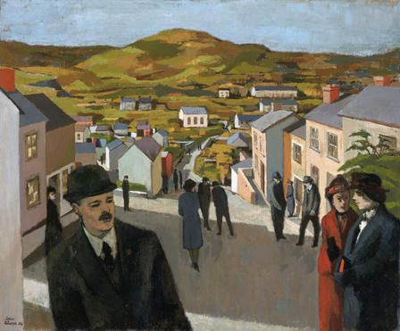 Sunday Morning [Bore Sul]  ELWYN, John (1916 - 1997)