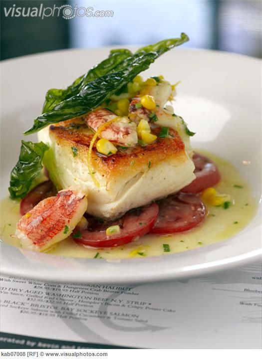 Gourmet Food Presentation - Food Styling - Food Plating