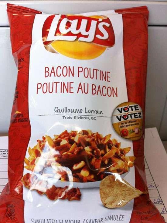 Bacon Poutine