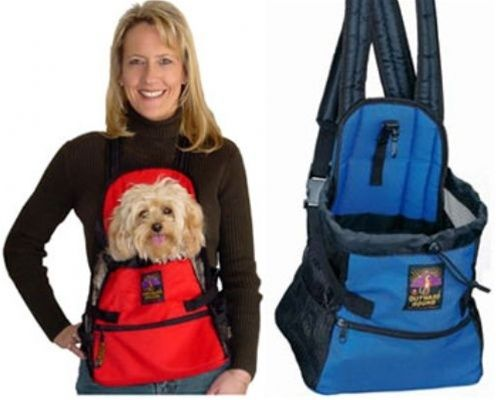 Front Pet Carrier - in 3 Colors - Travel & Safety - Travel Carriers Posh Puppy Boutique