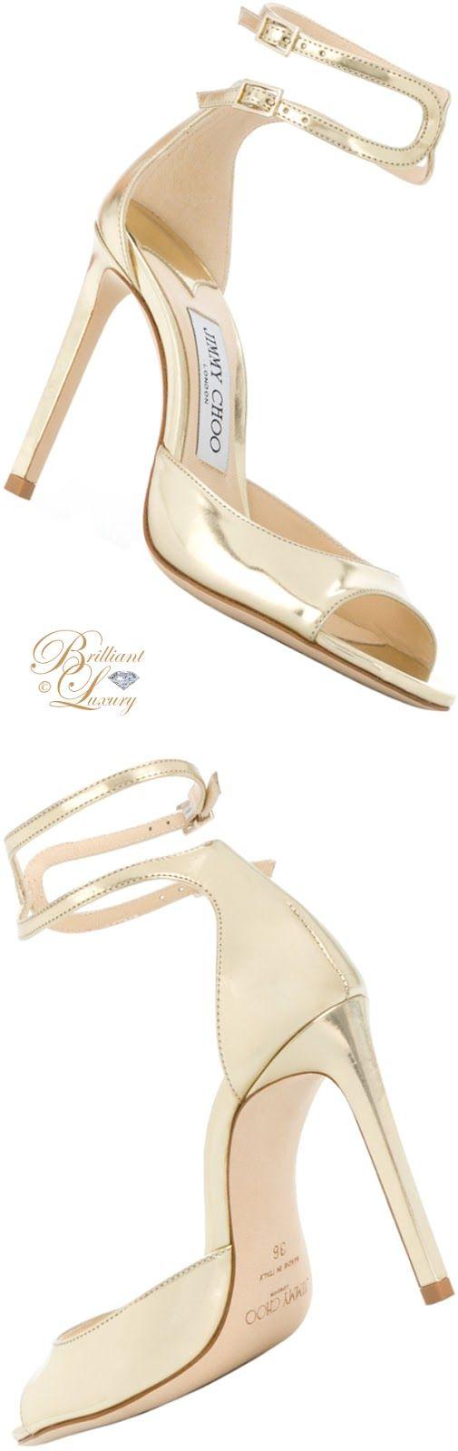 Brilliant Luxury ♦ Jimmy Choo Lane sandal