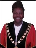 Mayor, Cllr DCP Mazibuko