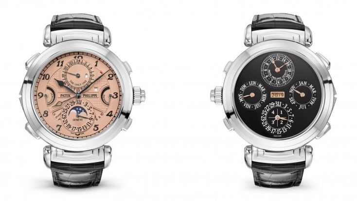 Patek Philippe watch auctioned for 28 million euros